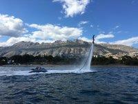 Moto de agua para flyboard