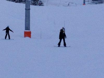 Escuela de Esqui Vall de Boi Snowboard