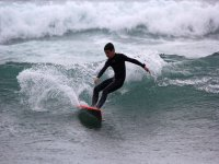 Specific surf training
