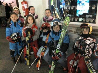 Club Caja Granada Snowboard