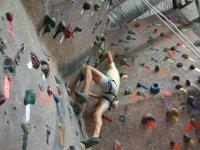 Rocódromo de escalada