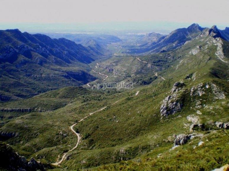 巴伦西亚内部景观