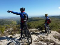 骑自行车的大胆路线