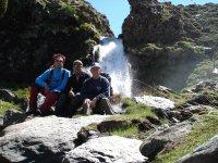 霍雷拉斯·德尔莫利尼略的瀑布
