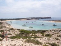 Barcos en Es Palmador