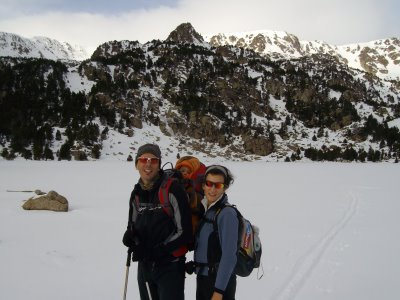 Guils Fontanera Raquetas de Nieve