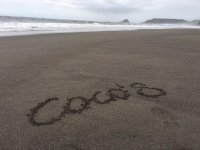 Nome sulla sabbia