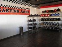Equipos de karting