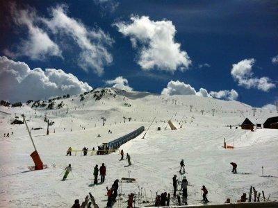 Baqueira Beret Estaciones de Esquí