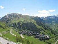 En los altos Pirineos de Lérida