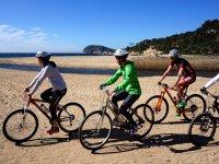 En bici por Caproig
