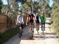Divertidas rutas en bici por la costa Brava