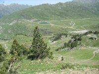 确定地形的元素,并通过阿兰山谷完成路线