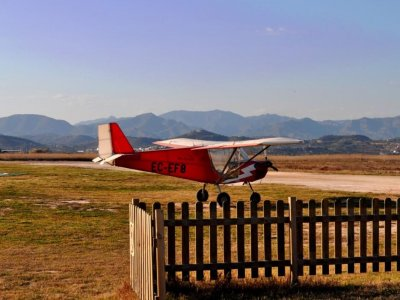15-Min Light Aircraft Flight in Castellón