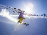 Skiing professional levels