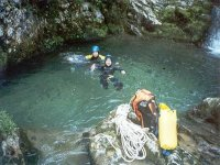Canyoning in Cangas de Onís