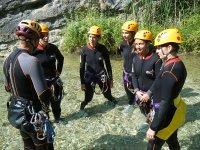 Canyoning nei Pirenei