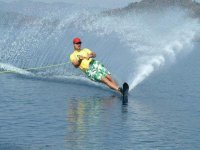 Iniciación al esquí acuático