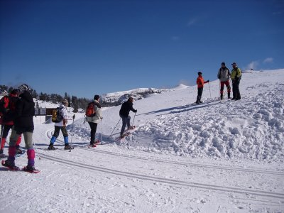 Larra-Belagua Raquetas de Nieve