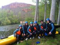 day in kayak