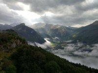 El valle sin nieve