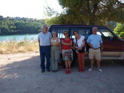 Campos de Montiel y Aguas de Ruidera Rutas 4x4