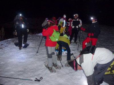 Alta Cerdanya Raquetas de Nieve
