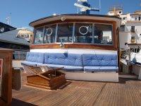 Asientos en cubierta