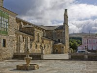 Iglesia de Meira