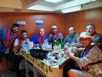 午餐马德里乘客水手