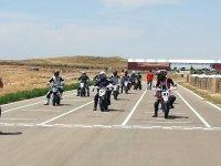 Prueba de motociclismo