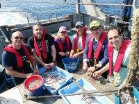 Aprendiendo sobre la pesca de bajura