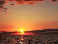 Amanecer en la Costa de Azahar