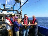Turismo en barco en la Costa de Azahar
