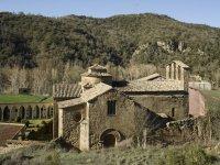 Castellfolit修道院Castellfolit
