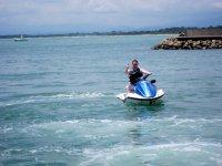escursioni in moto d'acqua
