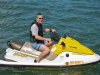 moto d'acqua con rayma