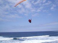 特内里费的滑翔伞