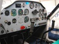 Comando dell'aereo
