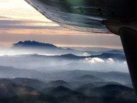 玛代群岛航线的飞机沼泽