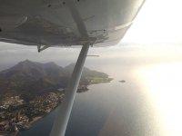 飞行蒙特塞拉特山日落 - 蒙特塞拉特999-意见