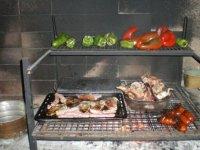 Preparazione di un barbecue