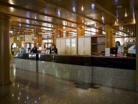 Recepcion en el Hotel Panorama