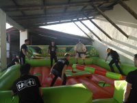 Games inflatables for events