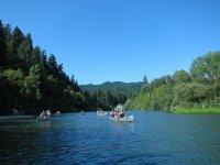 Ruta en canoa en Huesca