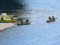 Elige una canoa