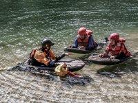 Hidrospeed en el rio en Cordoba