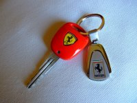 coge las llaves