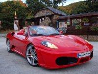 Alquiler Ferrari Spyder Replica