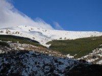 Ragua的迷人的风景滑雪场